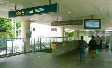 midtown-modern-guocoland-bugis-mrt-station-singapore