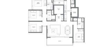 Midown-Modern-floor-plans-4-bedroom-type-D2